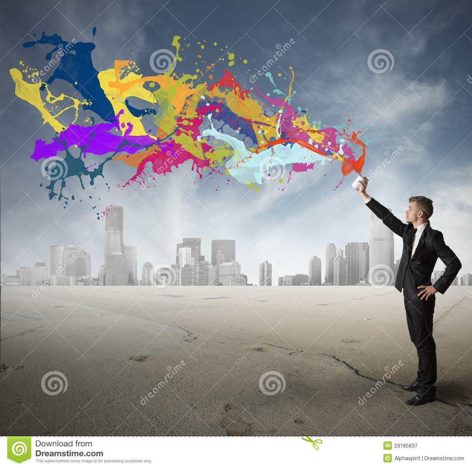 Créativité dans les affaires