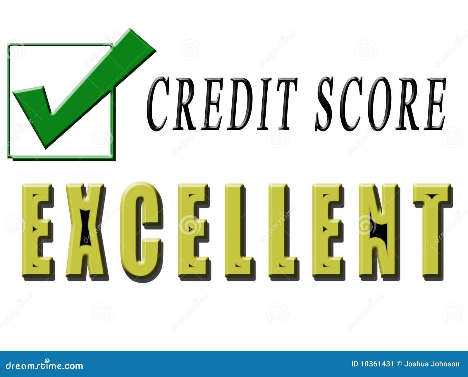 Crédito excelente