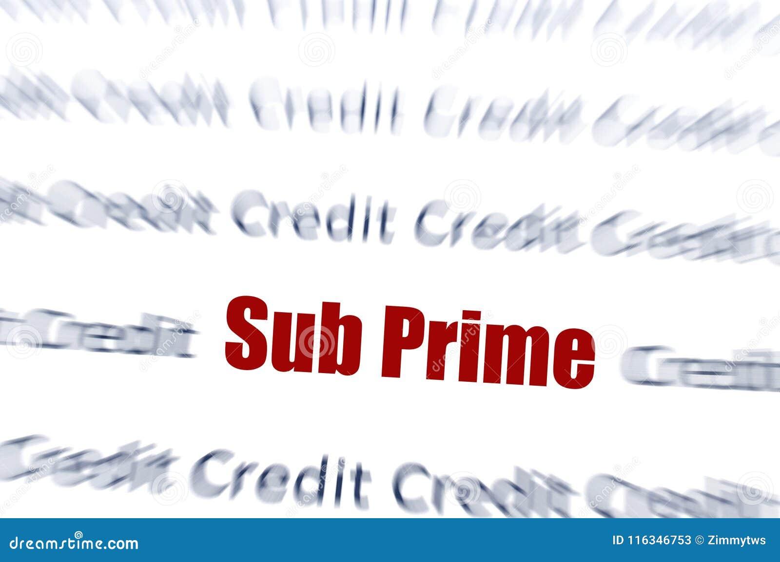 Crédito principal secundário