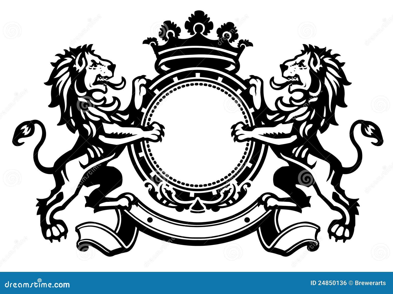 Crête 1 de lion