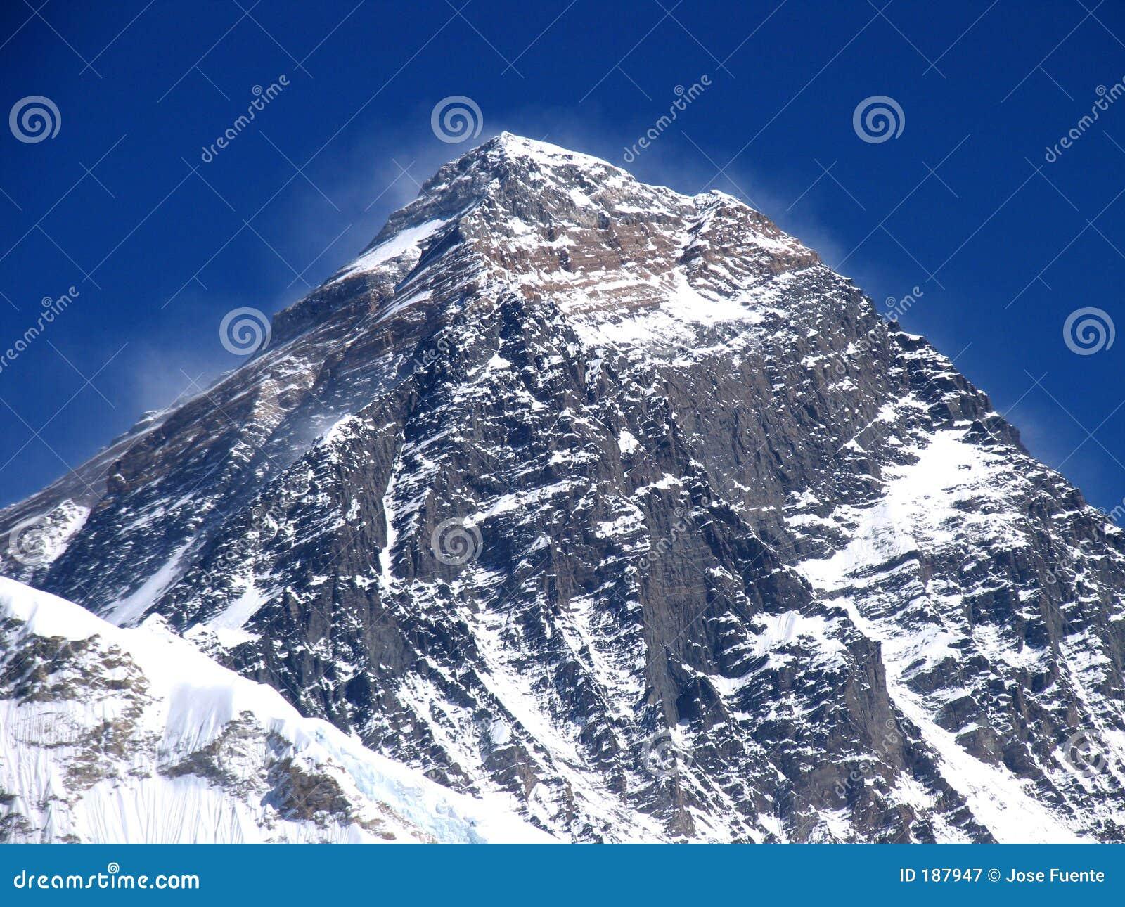 Crête d Everest