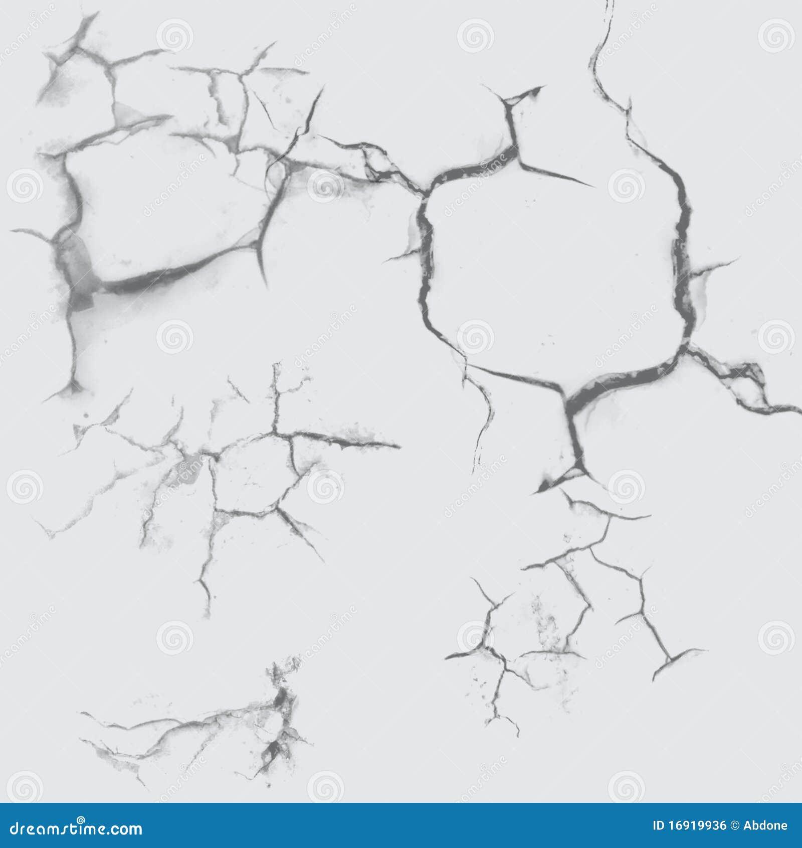 Cracked bakgrund