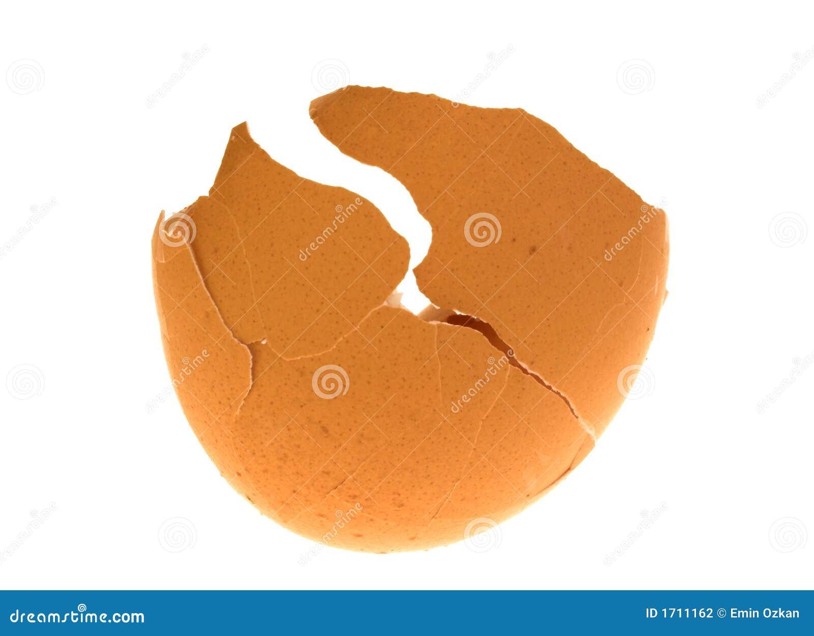 Egg Cracked,Egg,Cracked EggShell_点力图库