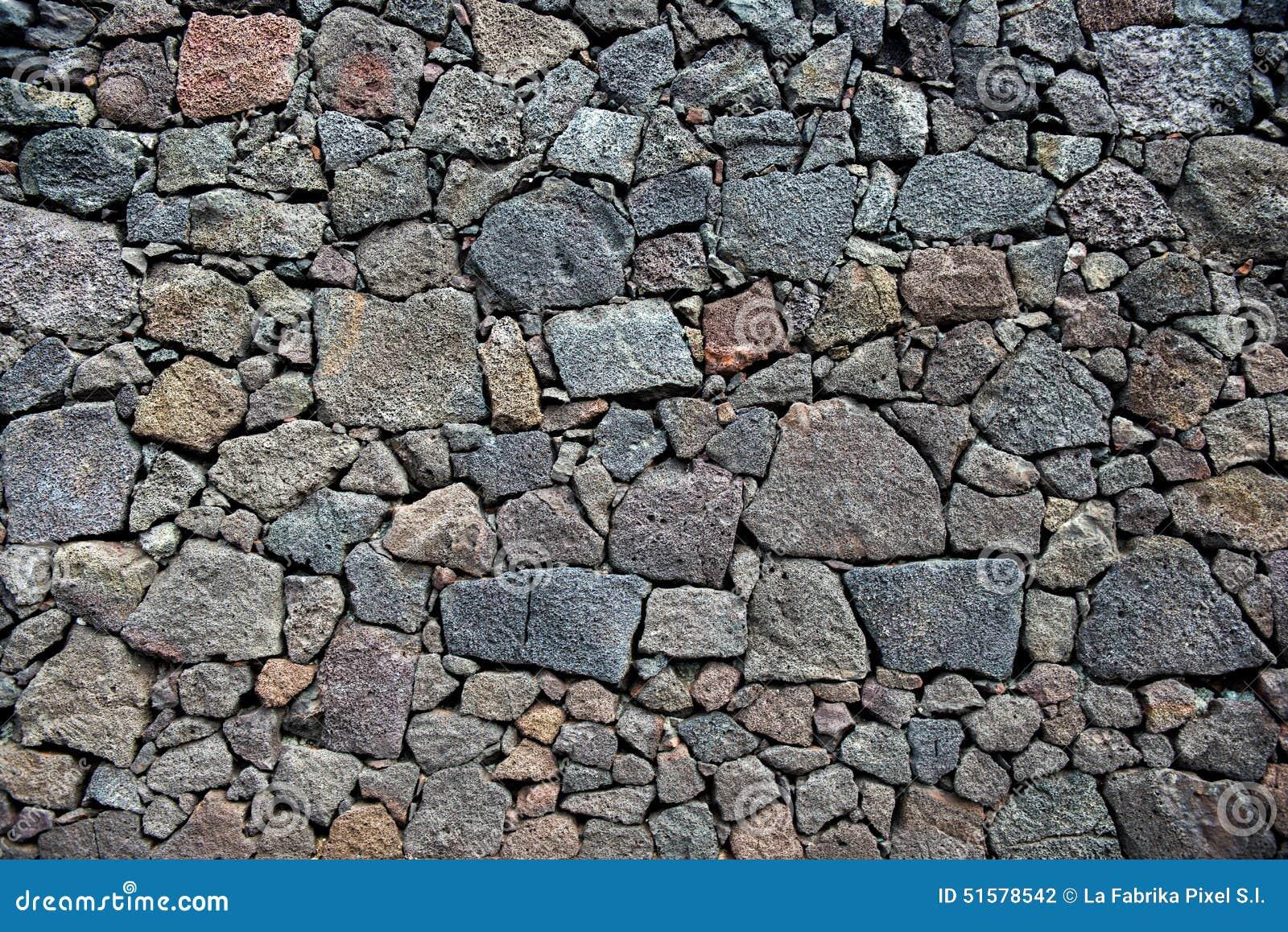 Cracked Lava Rock Texture Stock Photo - Image: 51578542