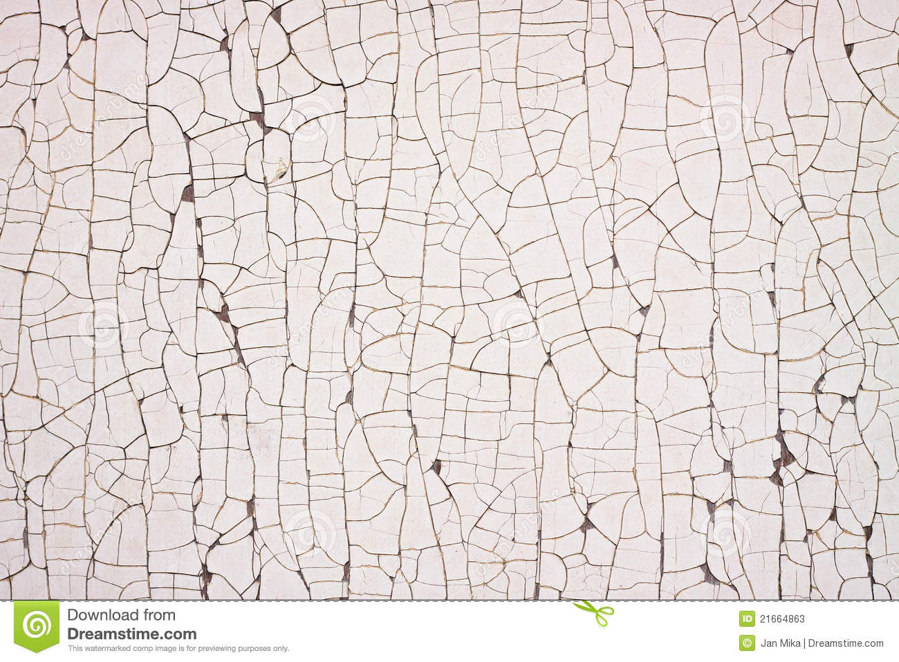 Cracked Paint Texture Background Stock Image Image 21664863