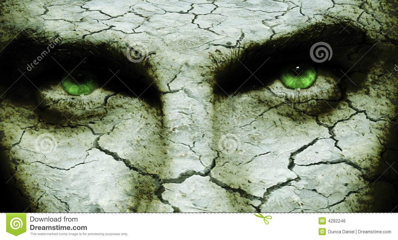 Cracked Skin Royalty Free Stock Image Image 4282246