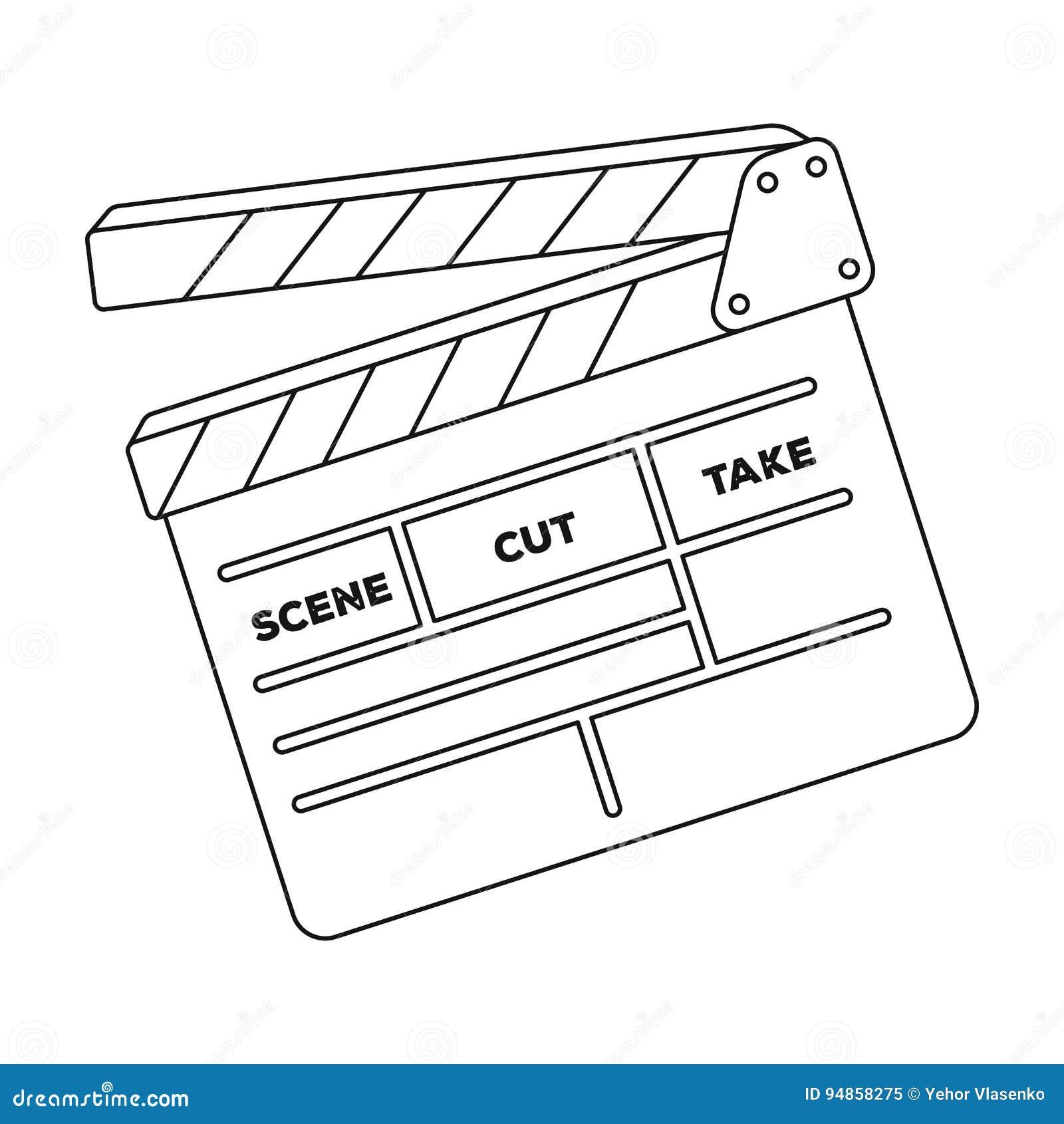 Cracker Di Film Rendendo A Film La Singola Icona Nel