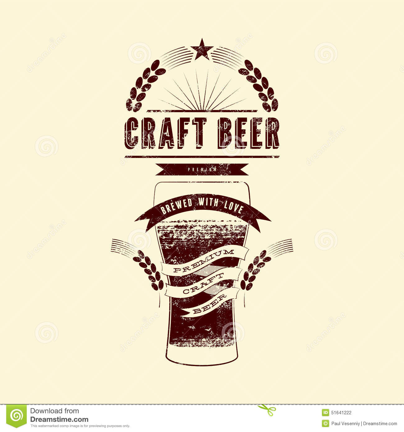 Craft Brewery Posters