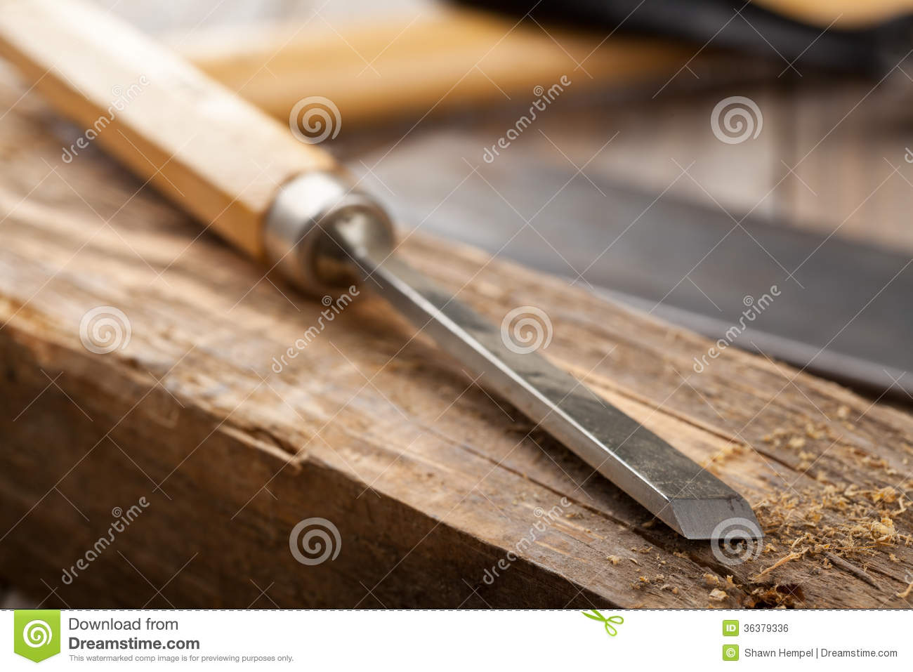 Craftsman's Tools Royalty Free Stock Image - Image: 36379336