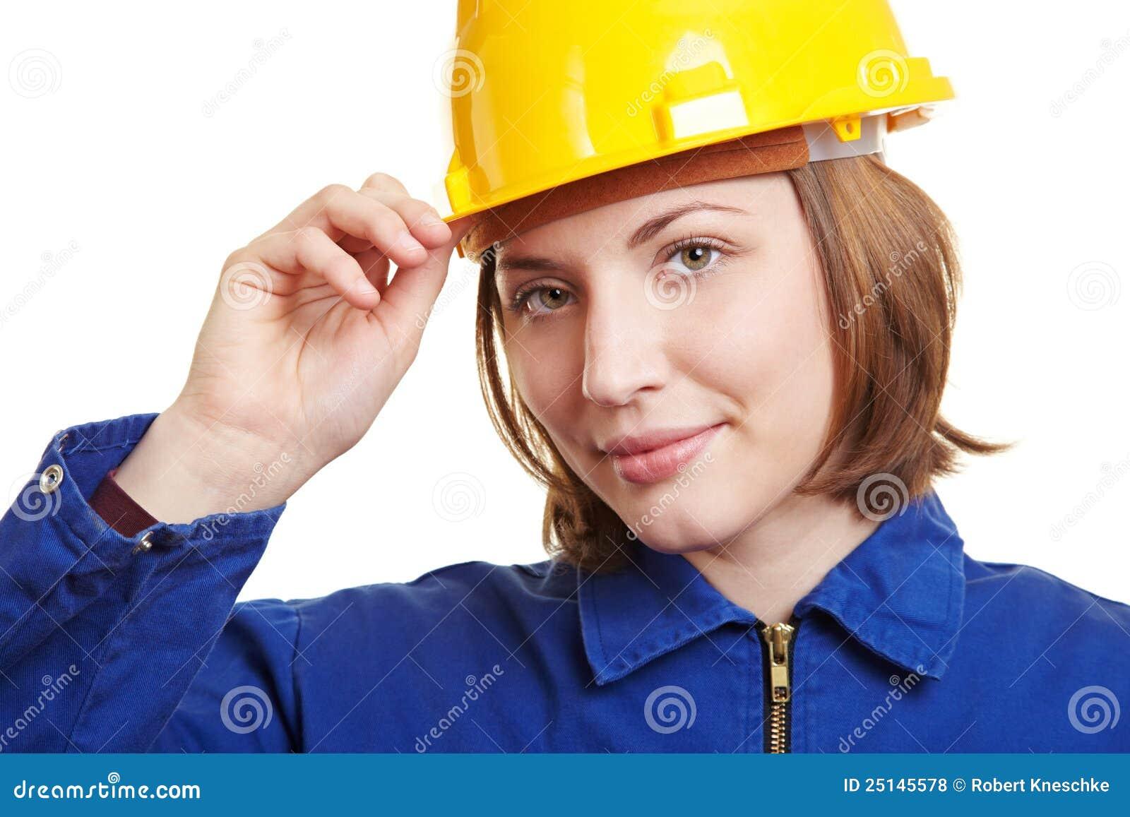 Craftswoman ασφάλεια τοποθέτησης