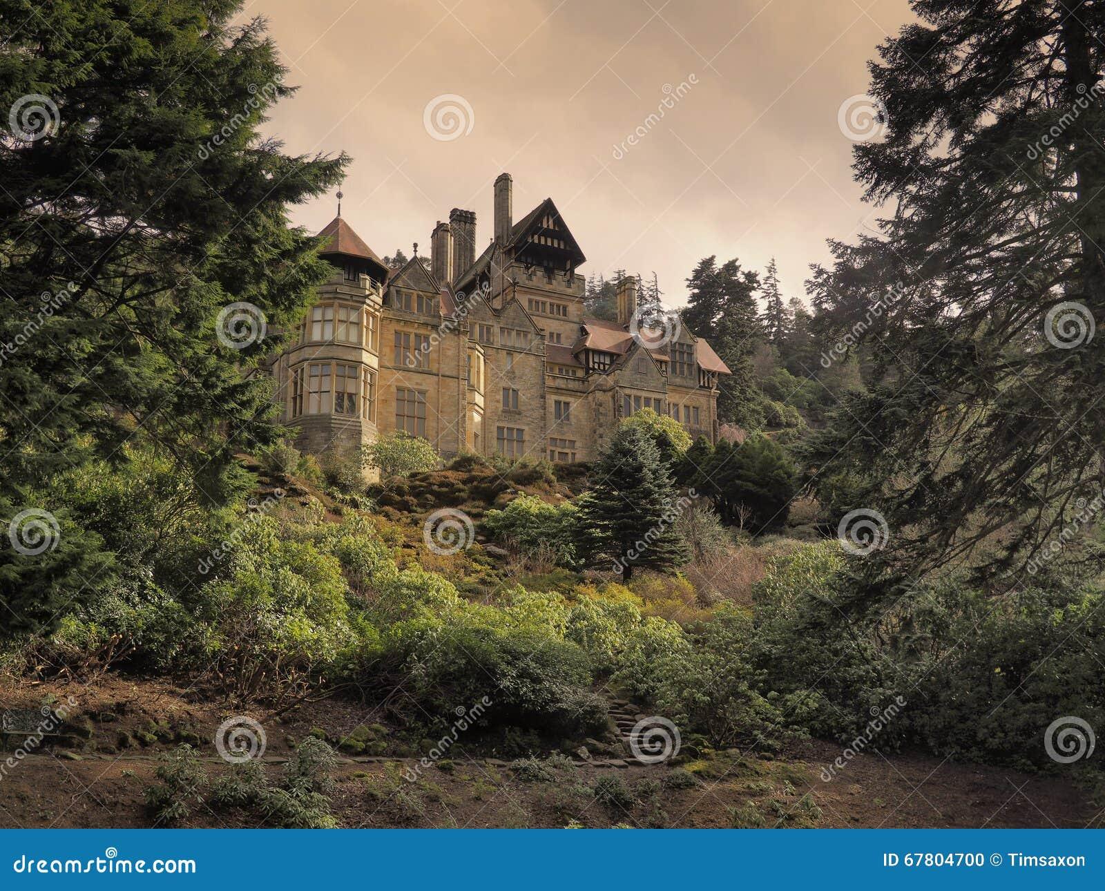 Cragside, le Northumberland