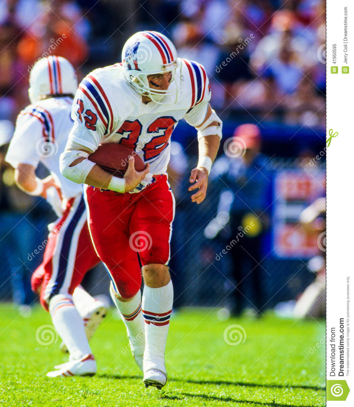 Craig James new england patriots