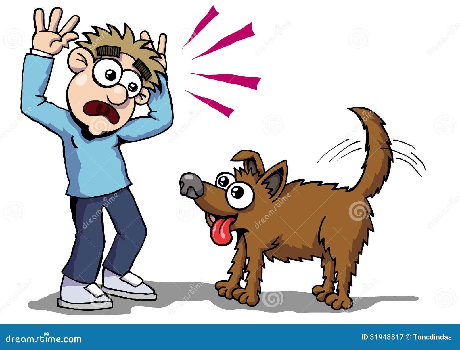 Crainte de chien