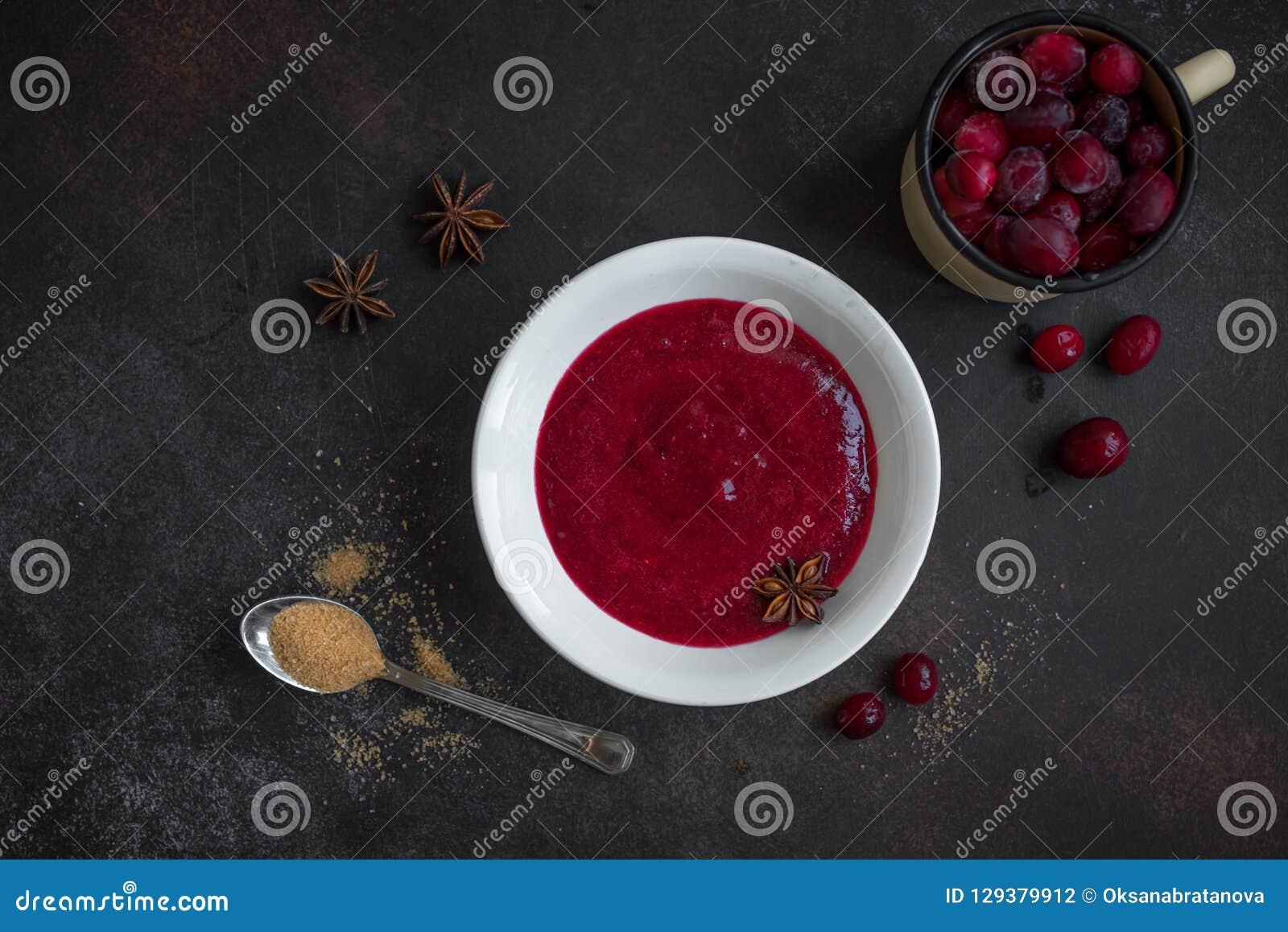 Cranberry Sauce Relish