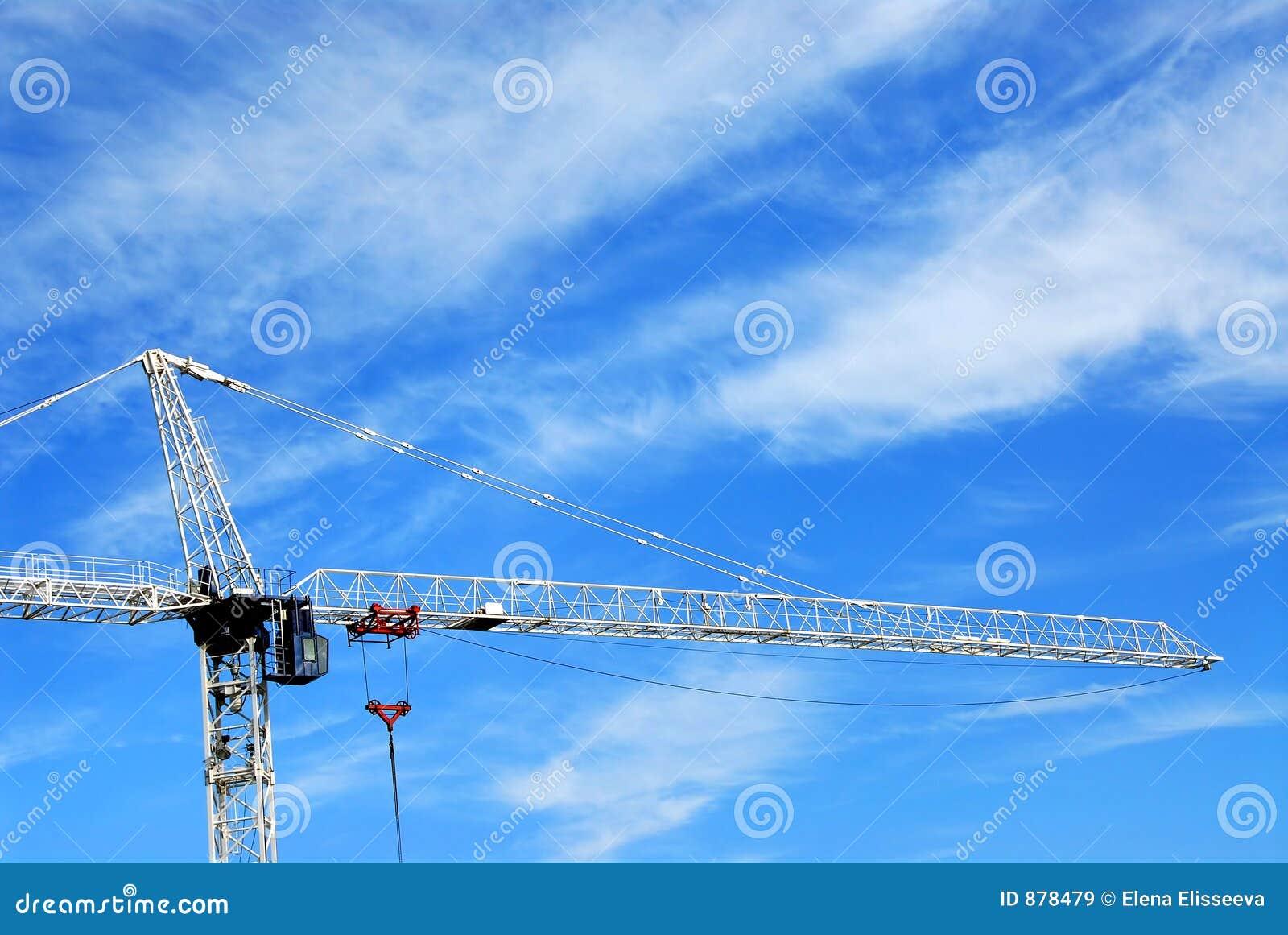 Crane budowlanych