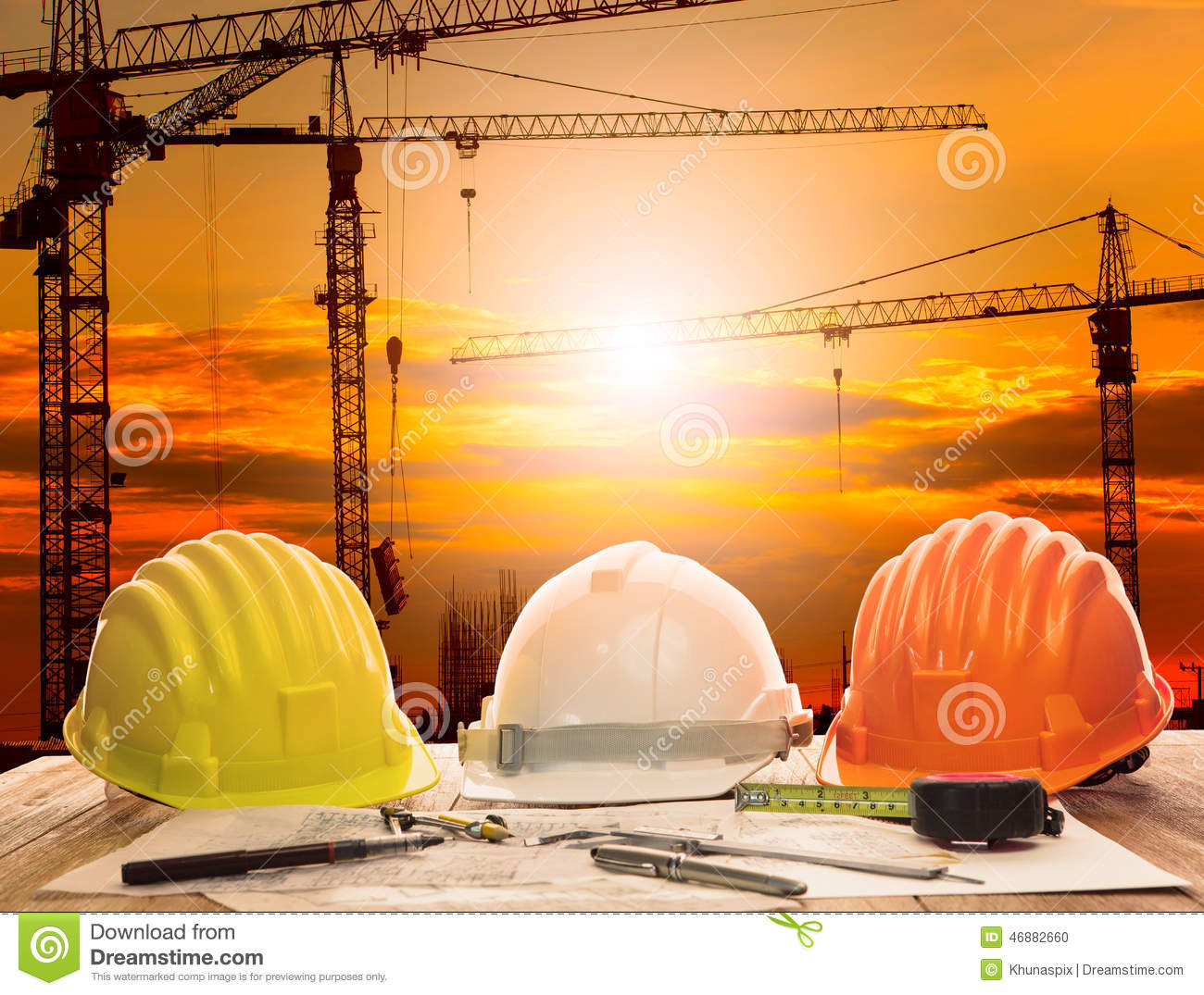 A Sample Construction Company Business Plan Template