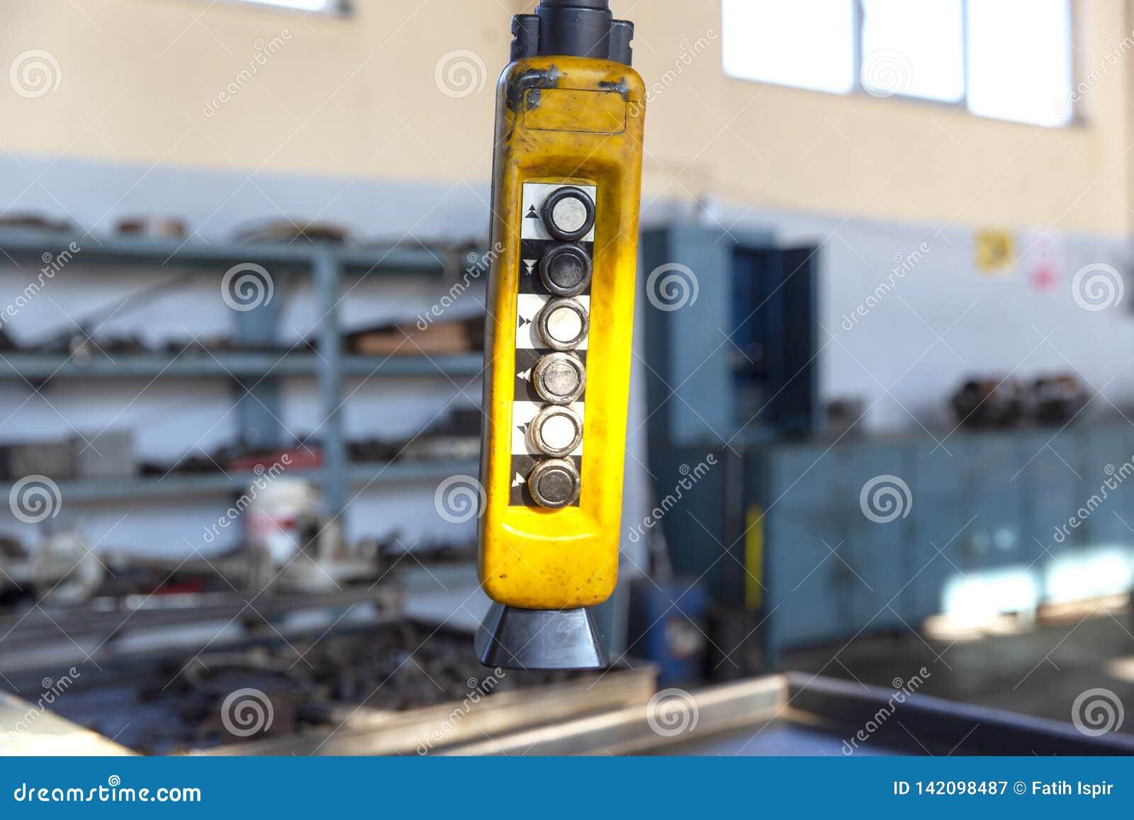 Crane Control Remote