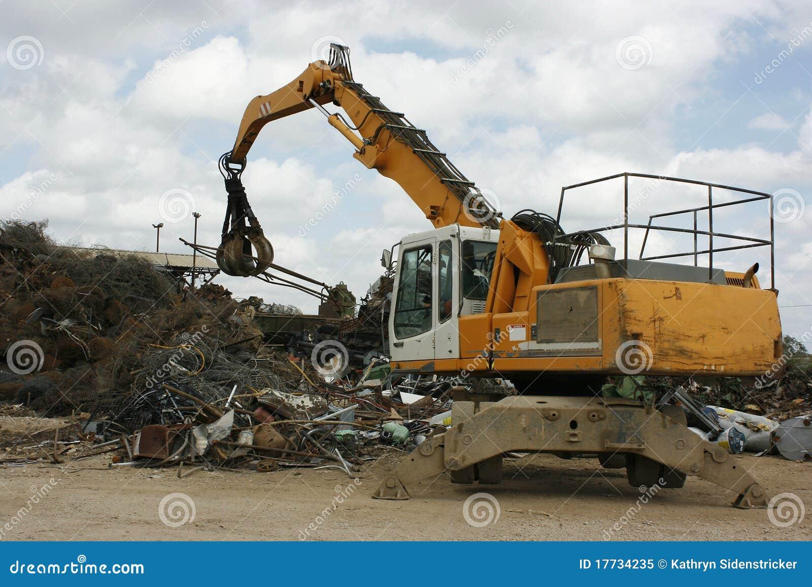 reg the scrapyard crane - photo #9