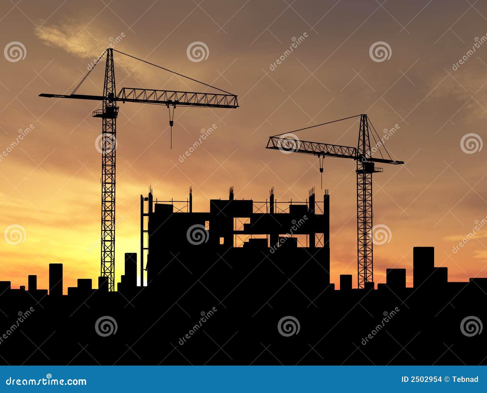 Crane la costruzione