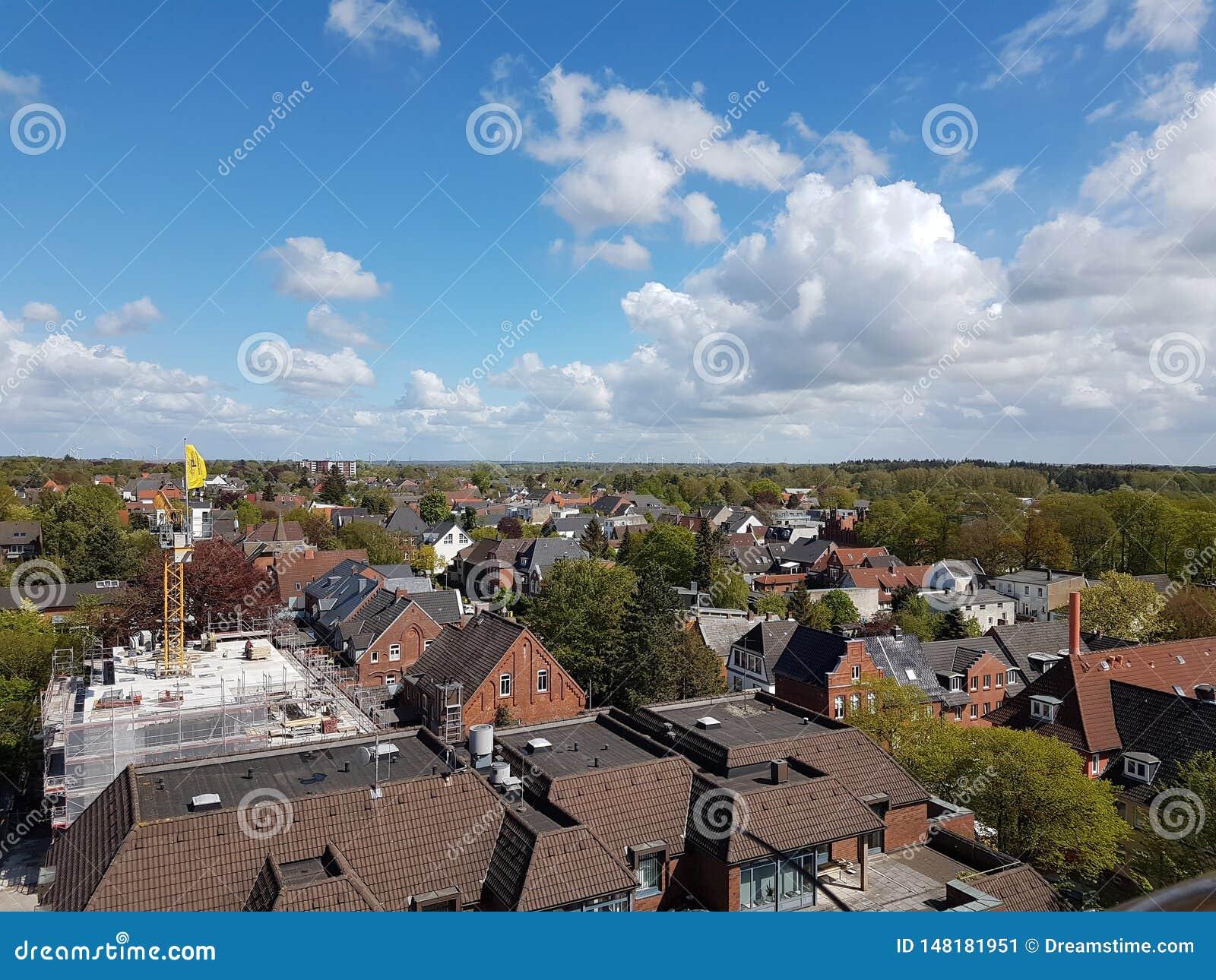 Crane View City