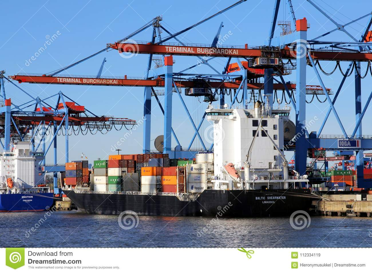 Industrial Air Pollution Control Equipment For Vessel