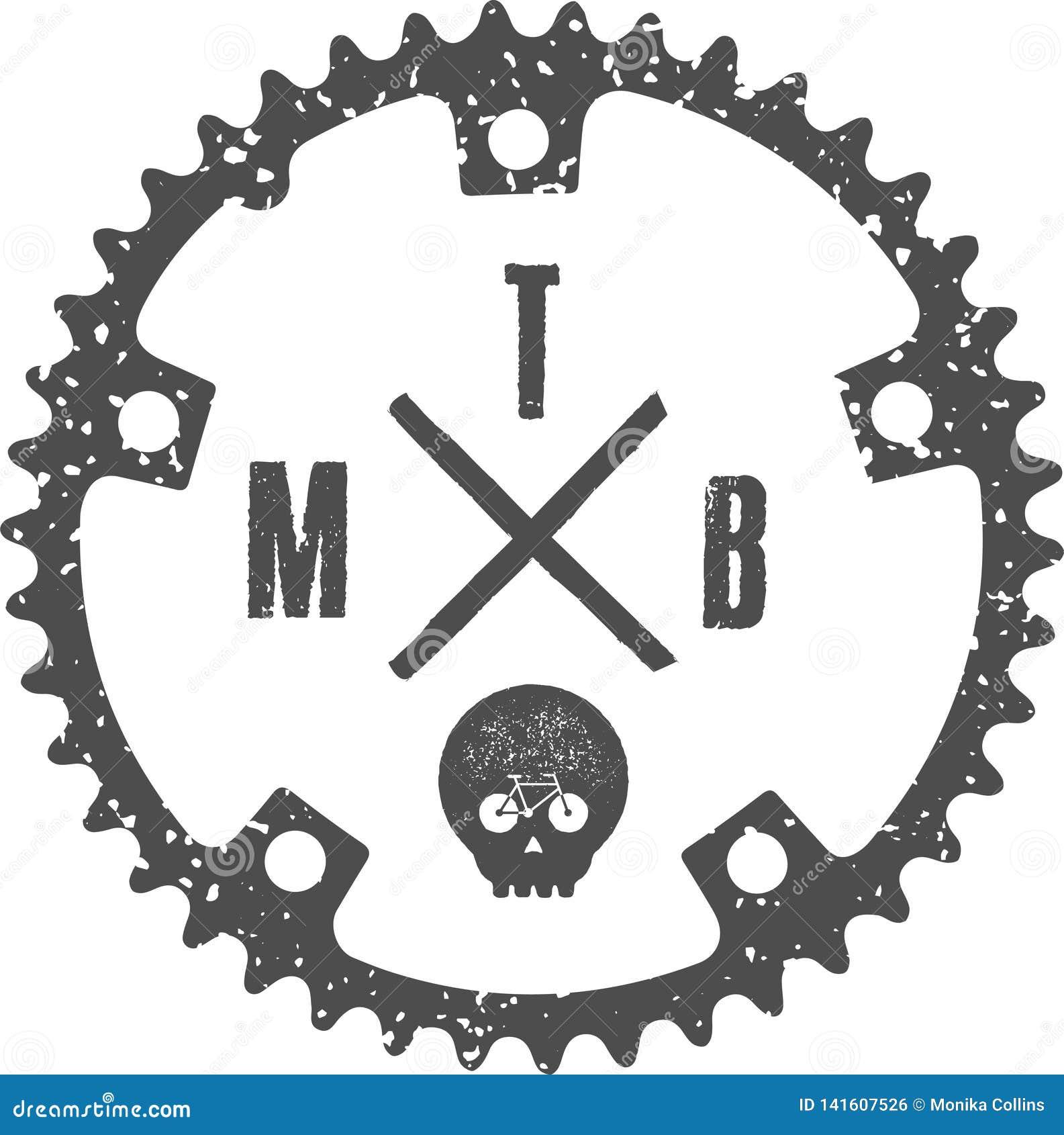 Cranio di MTB