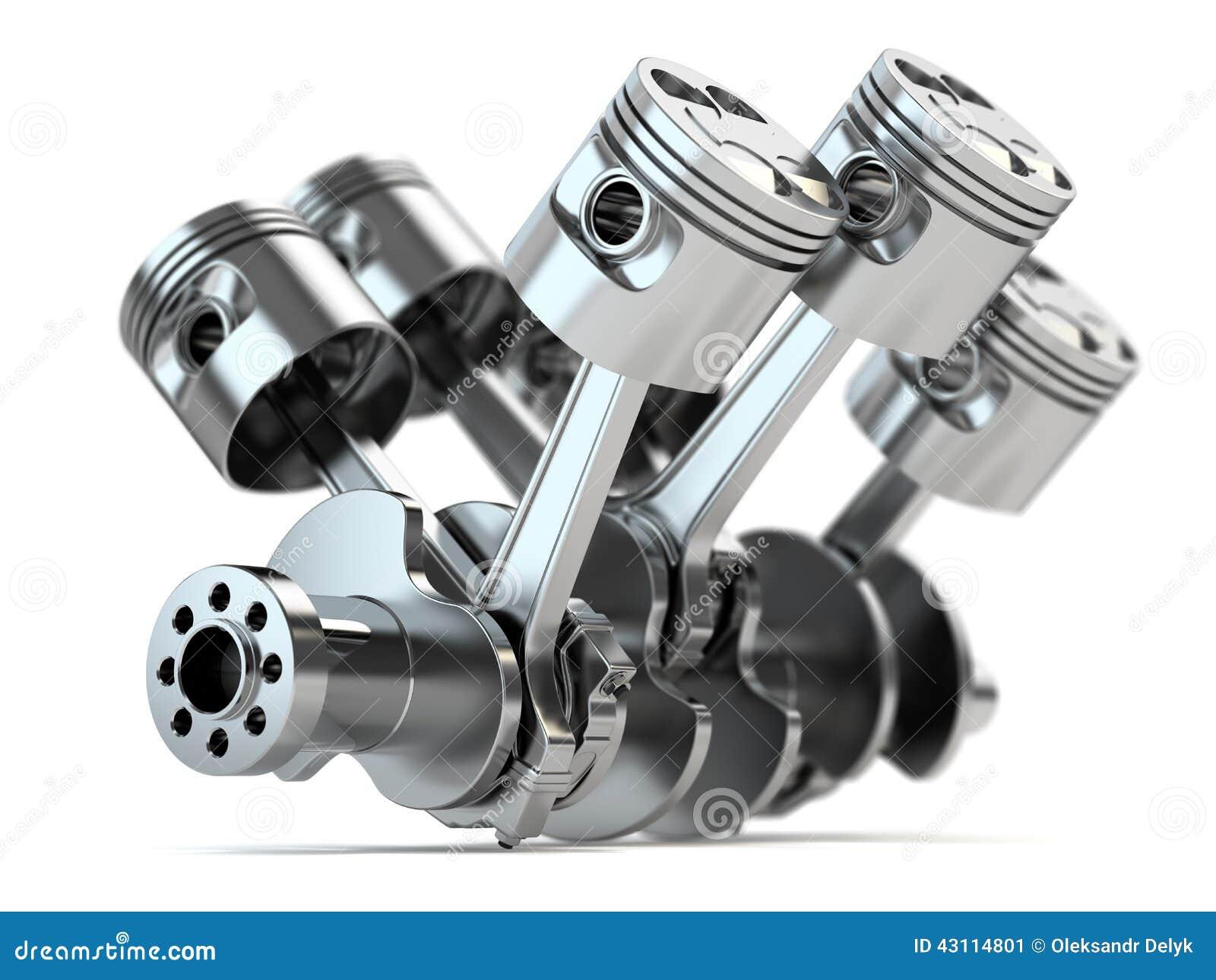 Ducati Diesel Engine Parts