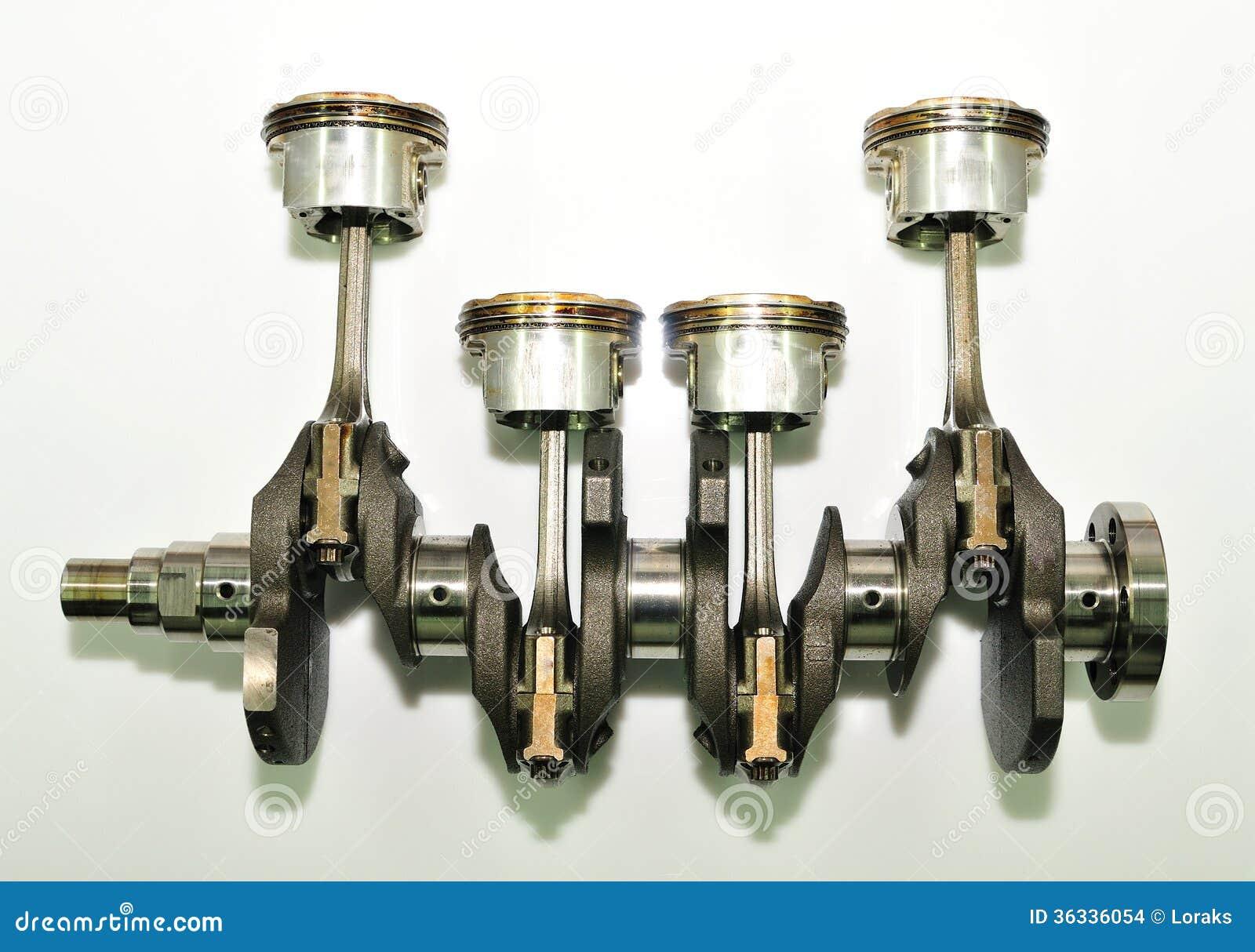 Engine Camshaft Design