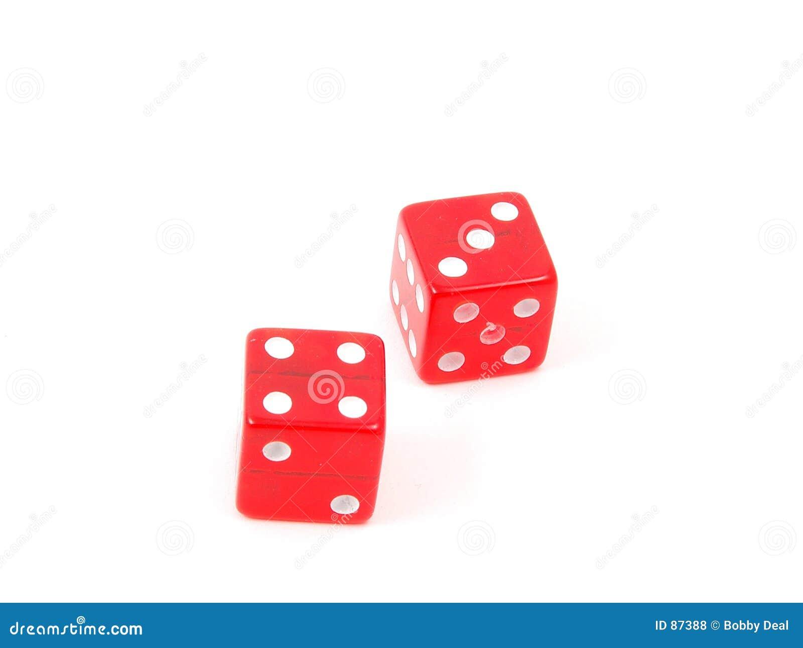 Craps 10 χωρίζει σε τετράγωνα