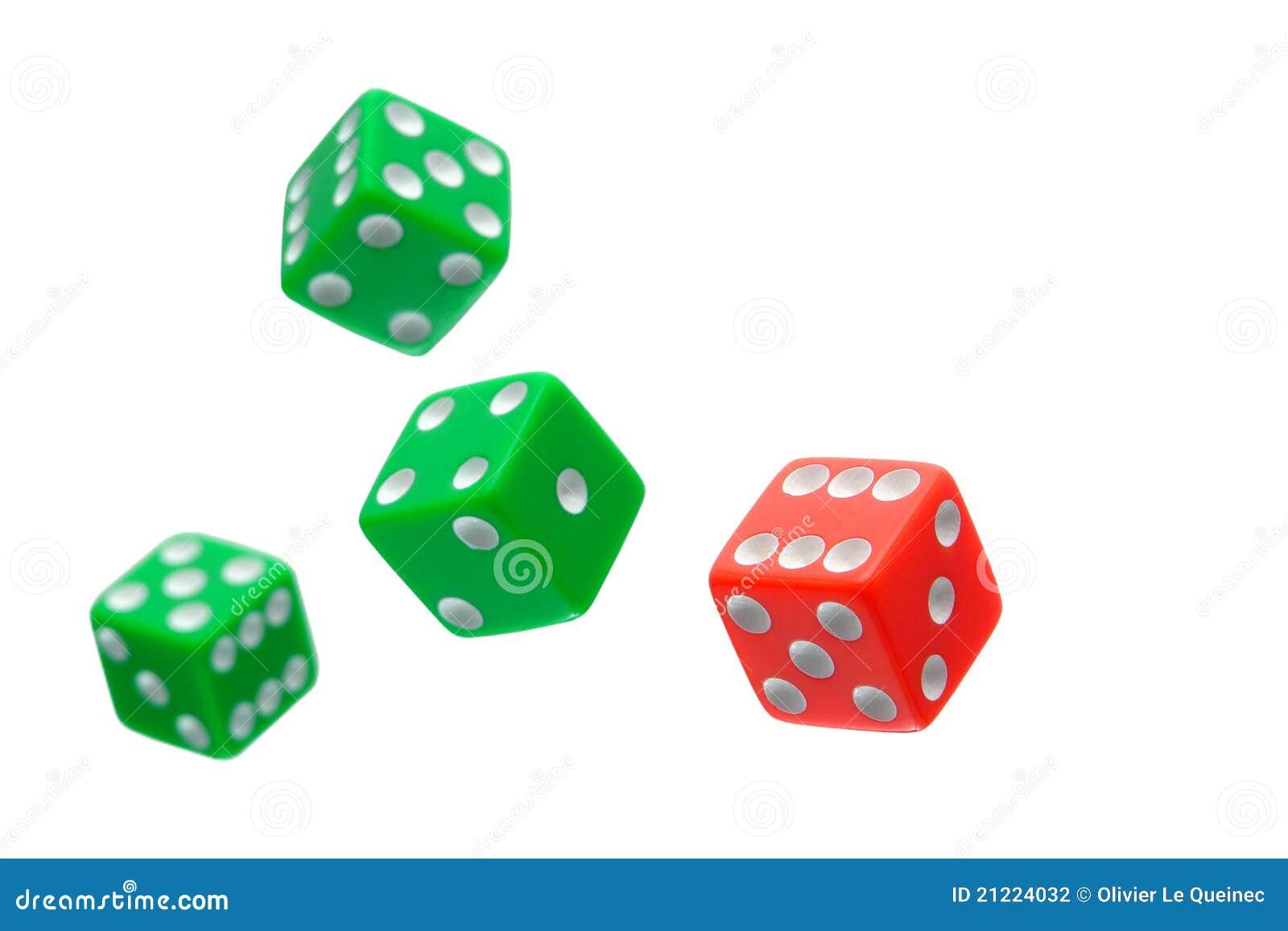 Odds of rolling dice craps