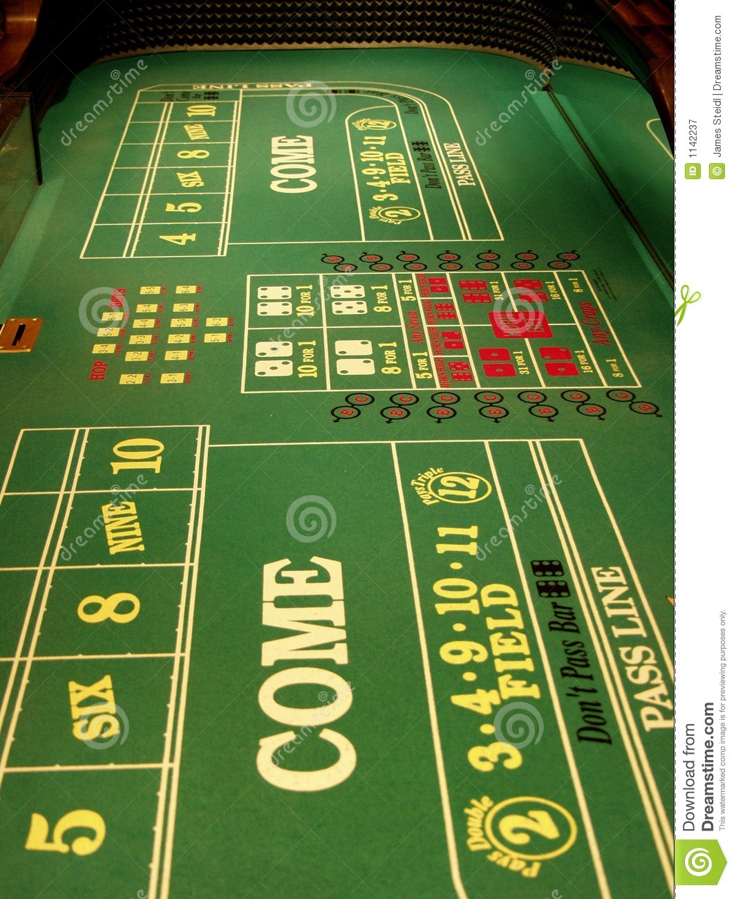 American roulette table buy