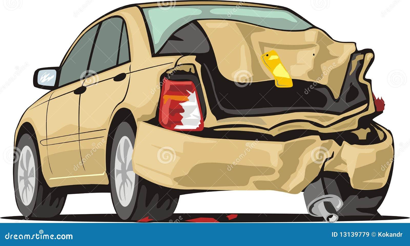 free clipart auto accident - photo #47