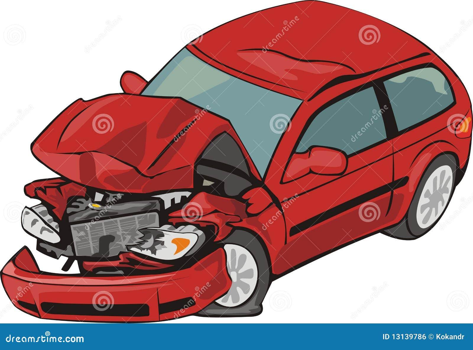 free clipart auto accident - photo #33