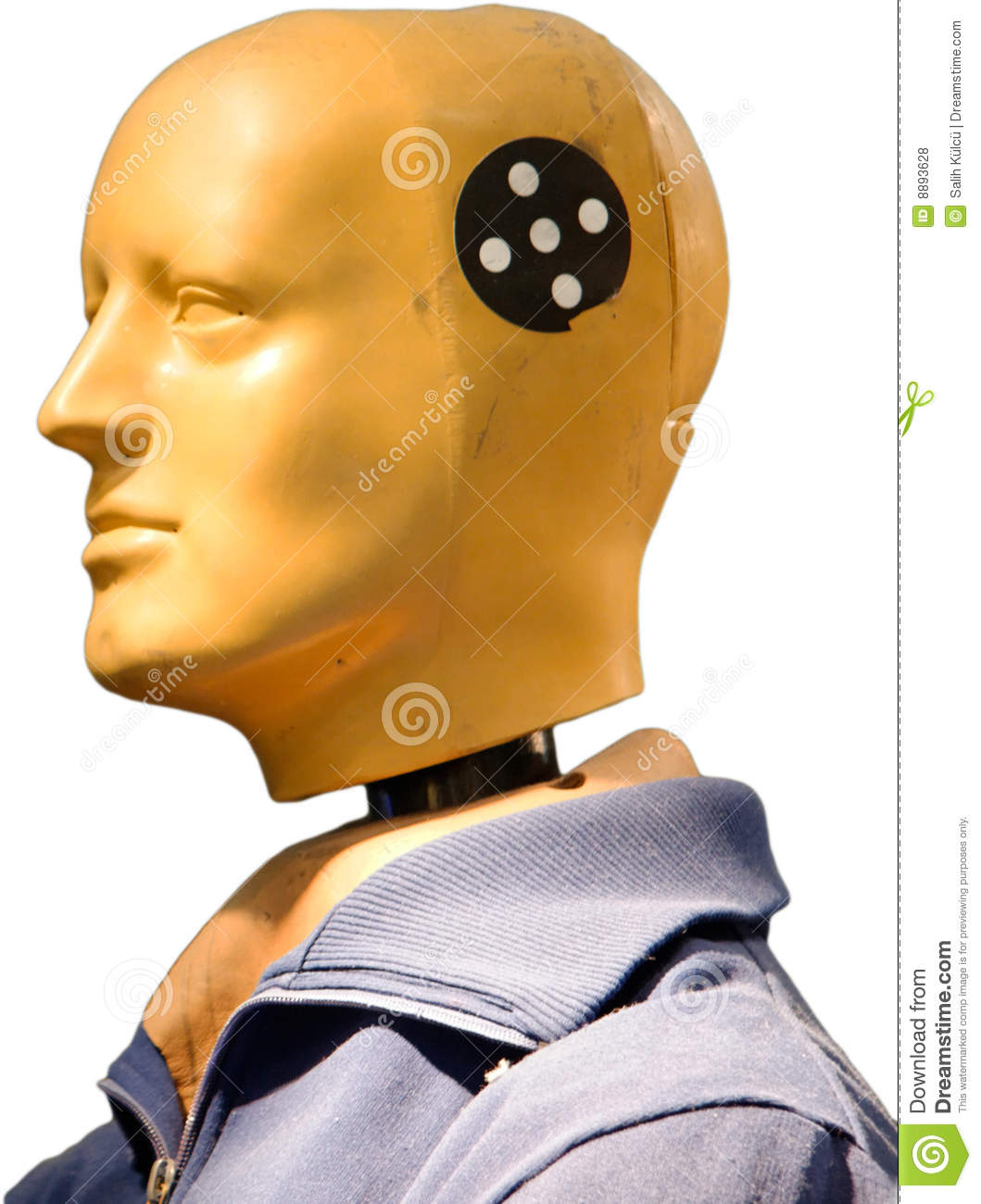 Crash Test Dummy Symbol