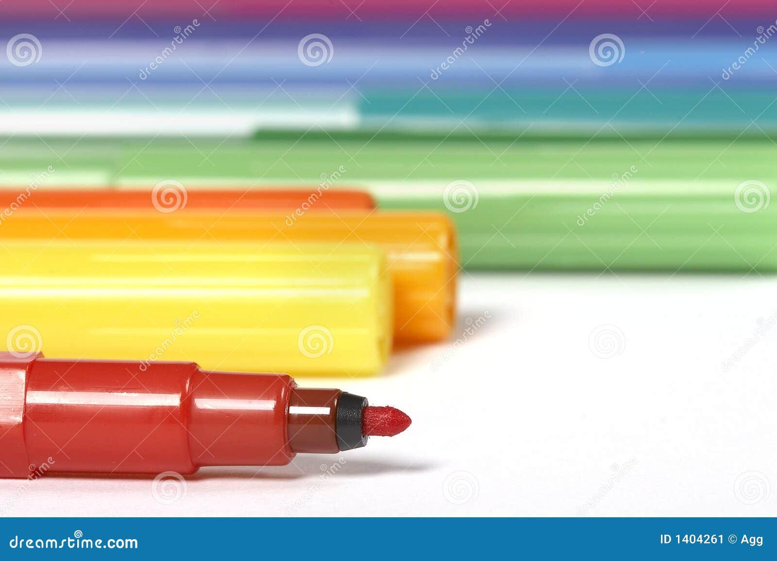 Crayon lecteur de feutre (repère)