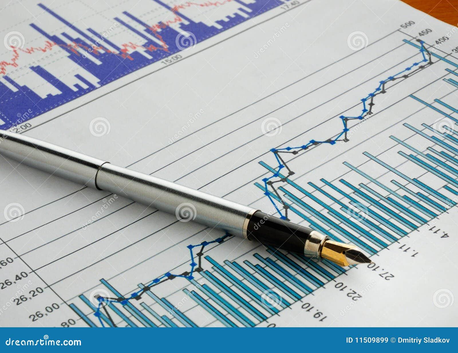 Crayon lecteur sur le diagramme courant