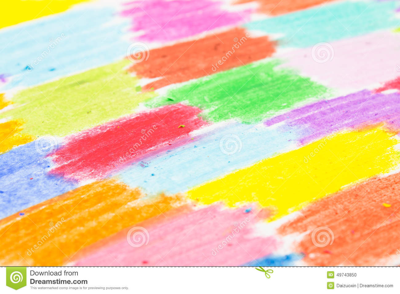 Crayon Scribble Drawing : Crayon scribble background stock photo image of color