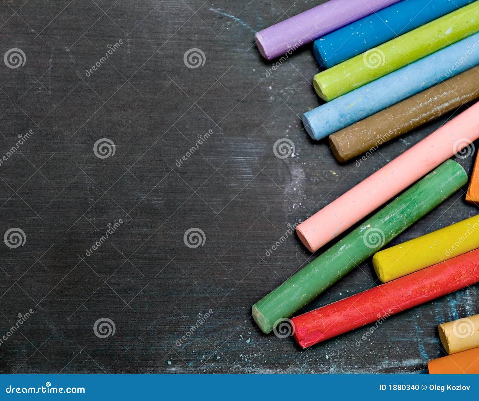Crayons покрашенные классн классным