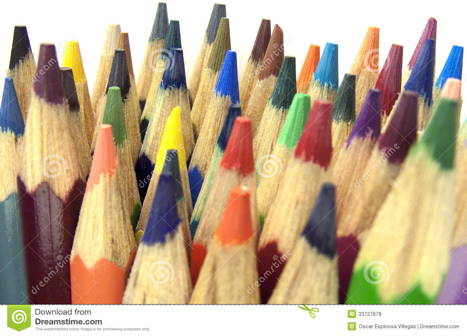 Crayons предпосылка
