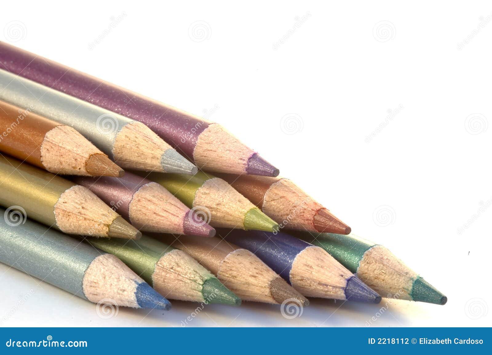Crayons de crayon