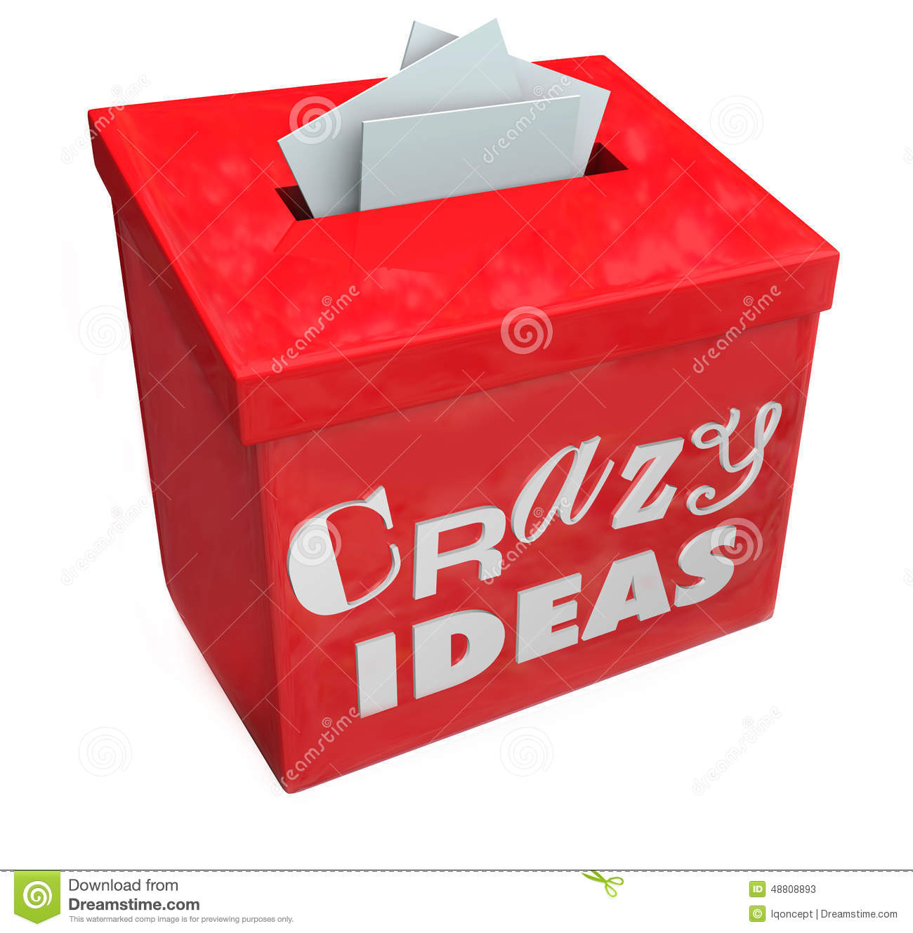 Crazy Ideas Suggestion Box Submit Funny Irregular