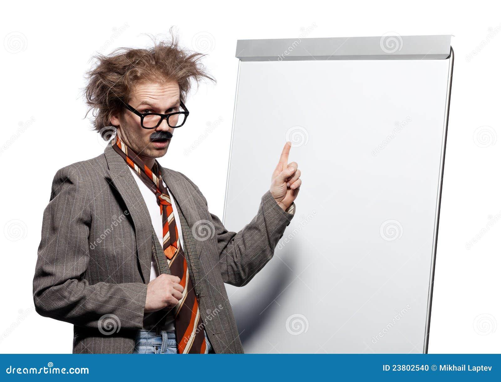 crazy professor stock photo image 23802540 mad scientist clipart black and white mad scientist clipart for free