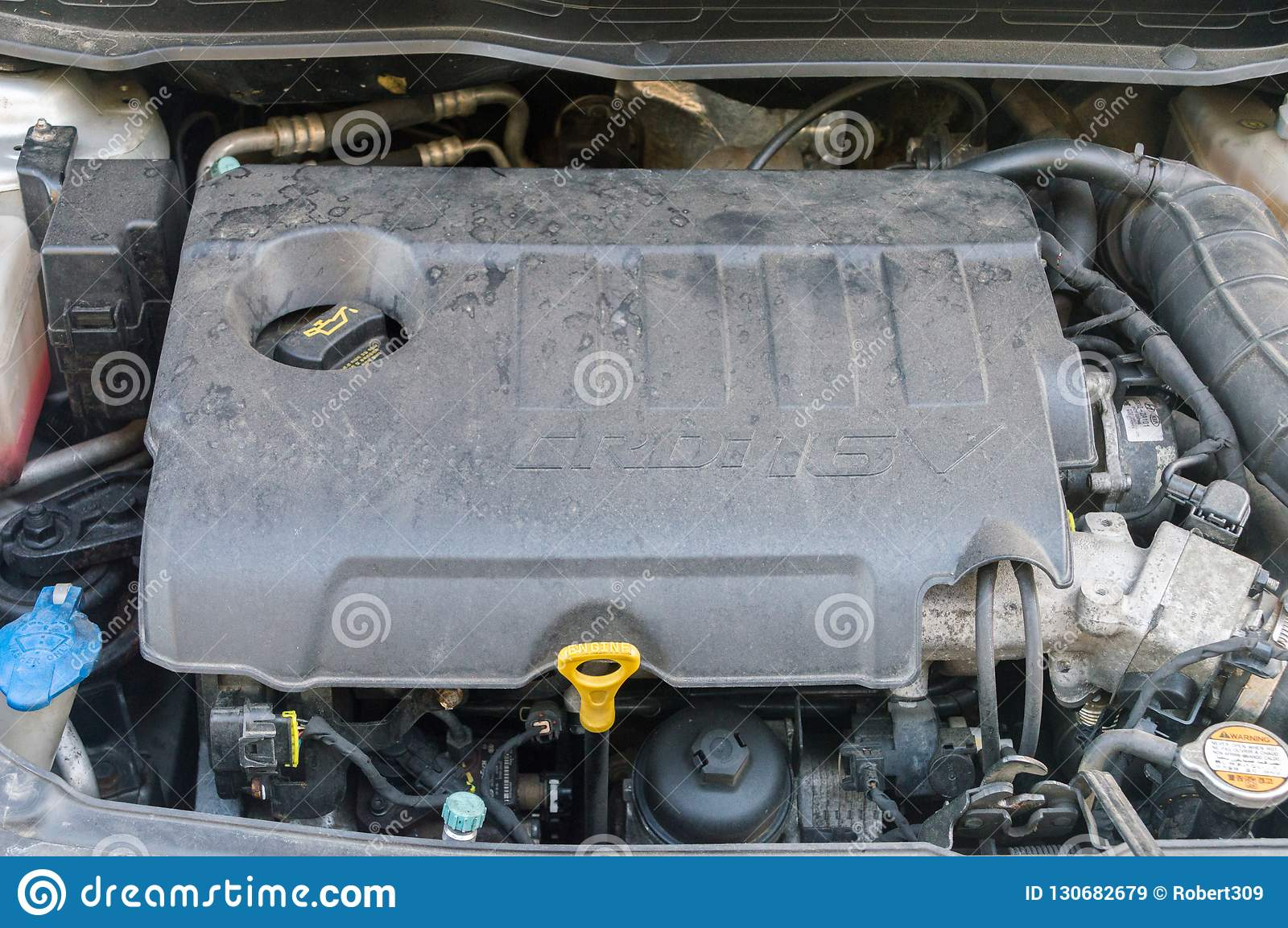 1 4 CRDi Common Rail Direct Injection 16V Diesel Engine In