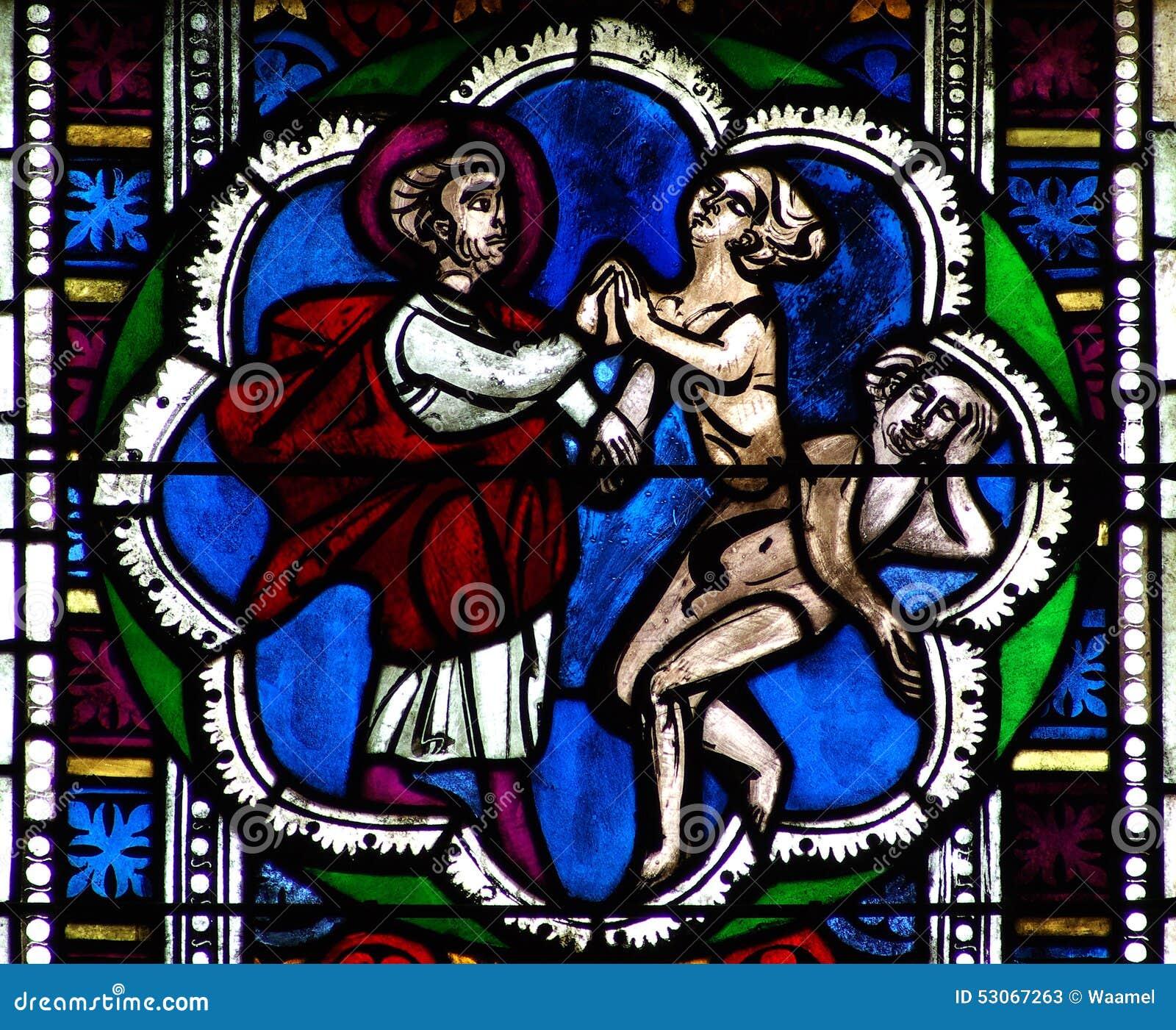 Creación de Eve de Adán
