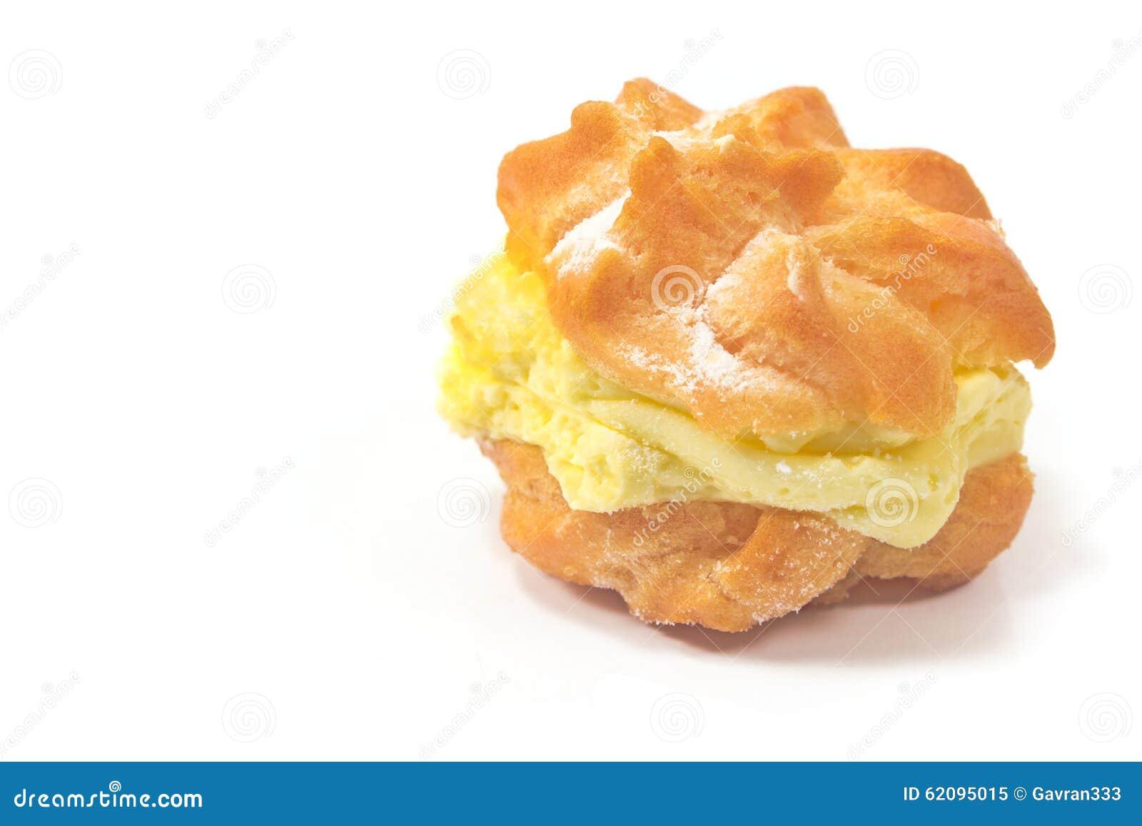 Cream слойка