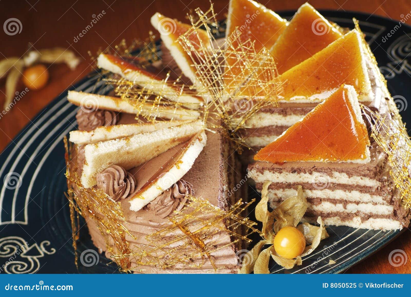 Украшения для торта из карамели фото