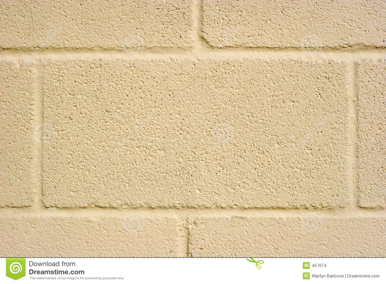 Cream Concrete Block Background Stock Photo - Image of construction ...