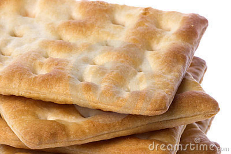 Cream Cracker Biscuits Royalty Free Stock Images - Image ...