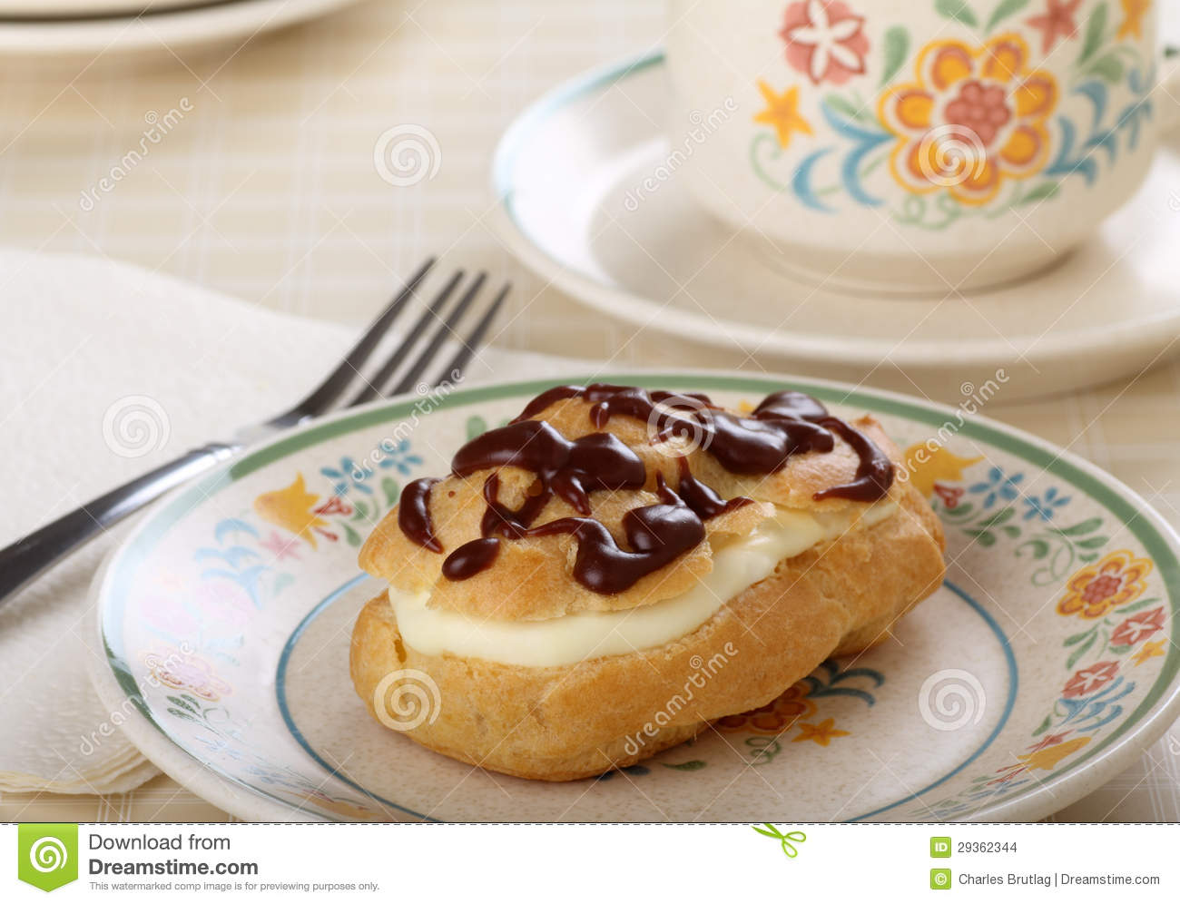 ... cream filled doughnuts cream filled chocolate covered eclairs recipes