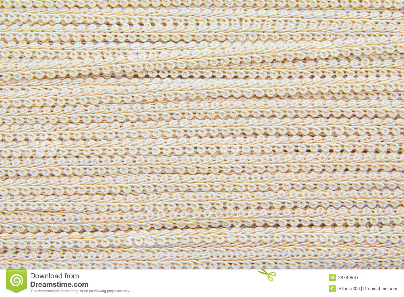 Cream lace fabric texture royalty free stock photography image - Cream Lace Fabric Texture Royalty Free Stock Photography